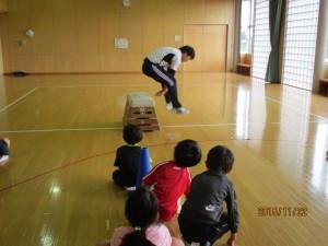 体操教室②