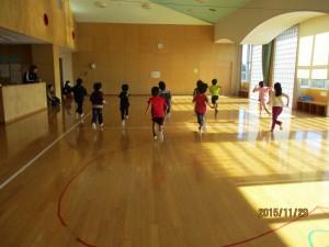 体操教室④