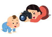 camera_baby_mother